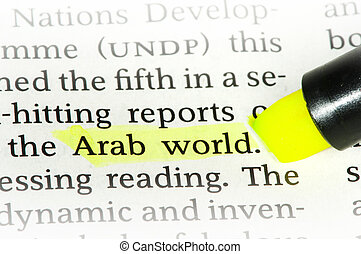 Word Arab World