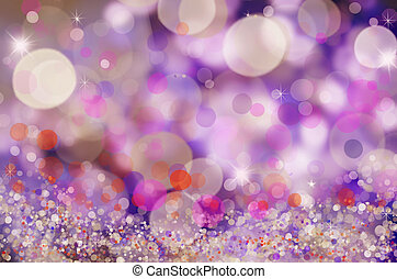 Abstract holiday background, beautiful shiny Christmas...