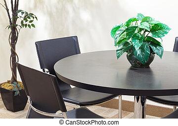 Interior design  - Home interior design in dining room