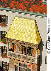 Innsbruck Golden Roof 04