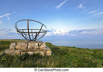 St Aldhelms Head on Dorsets Jurassic Coastline - Radar...