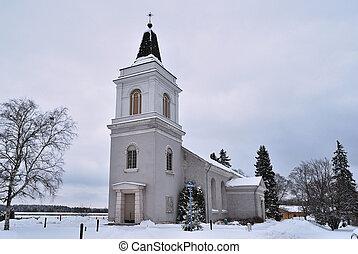 Hamina, Finland St Mary church - Hamina, Finland Vehkalahti...