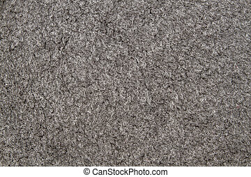 Gray Carpet Background - Background of gray carpet closeup