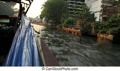Bangkok 2 - Klong Boat ride in Bangkok