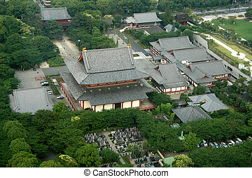 Zojoji Shrine,Tokyo, Japan