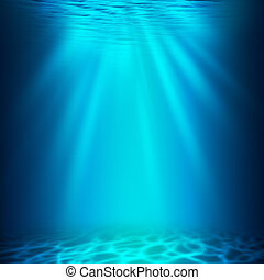 Abyss Abstract underwater backgrounds for your design