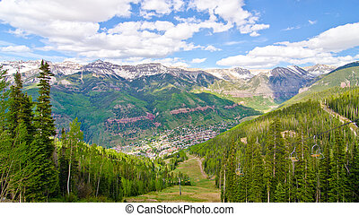 Telluride, Colorado, the Most Beautiful City in the USA