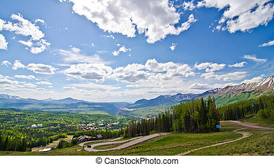 Mountain View, Colorado, Tellurides Neighbor