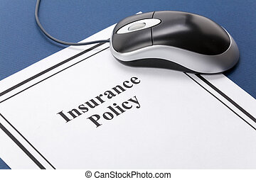 Insurance Policy - Document of Insurance Policy, Life;...