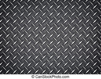 steel diamond plate - Seamless industrial diamond plate...