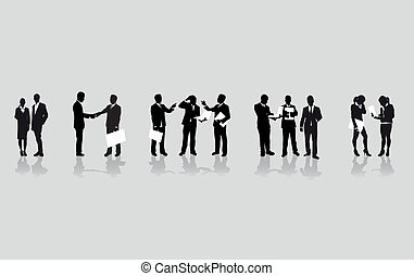 line of business people