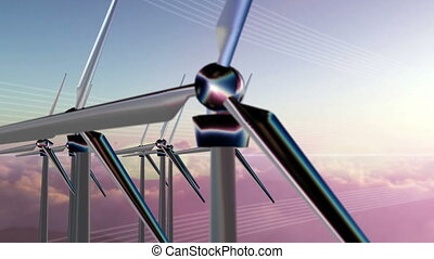 Wind Generators - Animation about energy - Wind Generators