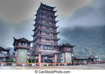 Wulingyuan - Zhangjiajie National Forest Park in Hunan...