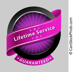 Lifetime service design element - Originally created...