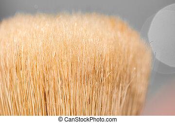 brush. macro