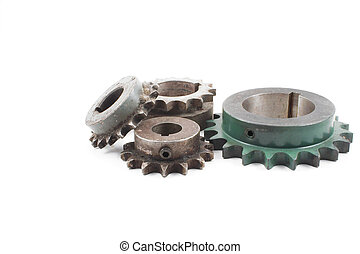 Sprockets - Industrial type sprockets - spare machine repair...