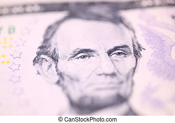Abraham Lincoln, the 16th President of the United States, on...