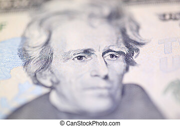Andrew Jackson, the 7th President of the United States, on...