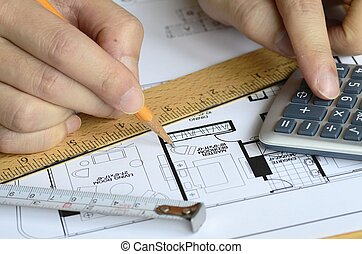 Planning and audit - Analyzing the construction plan concept...