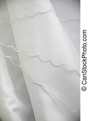 Wedding Gown - Details of local wedding gown in the...