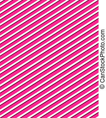 Diagonal Lines on hot pink - Hot pink background is covered...
