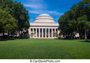 Massachusetts Institute of Technology MIT in Boston