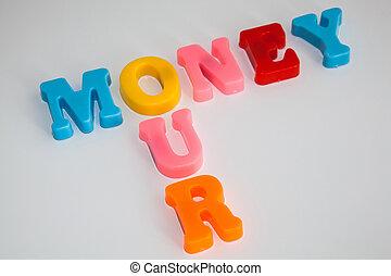 nostro, soldi