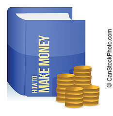 book with a making money