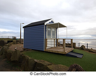 Beach Hut - Beach hut on the Fylde coast