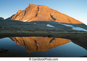 Mount Tyndall