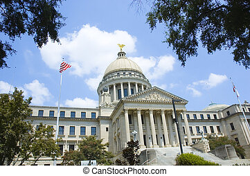 Mississippi State Capitol Building - Picture of the...