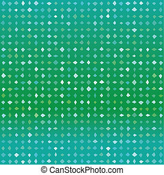 seamless green vector pattern with random shapes - abstract...