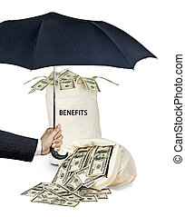 Protection of benefits