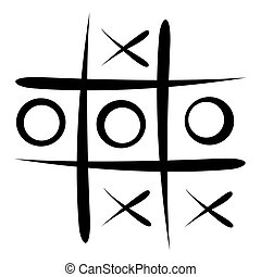 tic tac toe - simple tic tac toe game