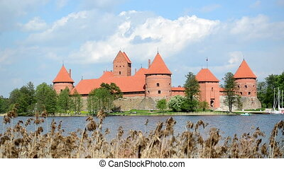 trakai castle reed