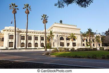Ventura or San Buenaventura city hall in California