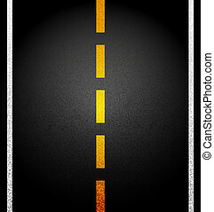 background. Asphalt road. -  background. Asphalt road.
