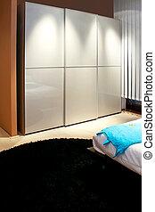 White dresser - Big white minimalism style dresser in...