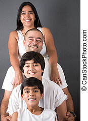 Perfect Indian Family