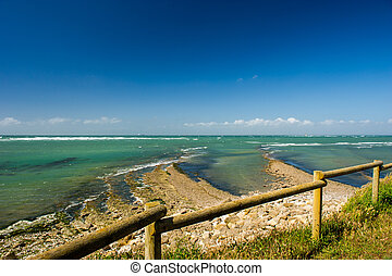 West coast France at island Oleron