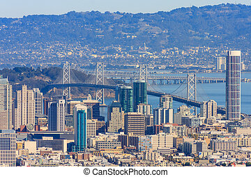 San Francisco Downtown