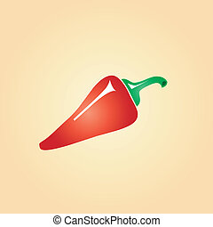 Spicy - This image is a vector illustration and can be...