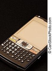 smartphone - a modern smartphone