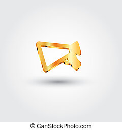 Annoucement - This image is a vector illustration and can be...