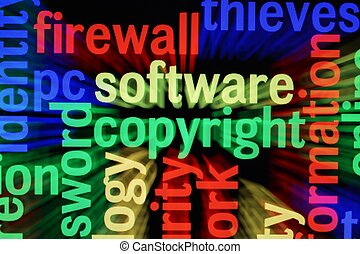 Software copyright