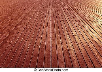 Wooden planks - Wooden brown planks - High quality texture.