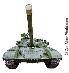 soviet light tank - isolated soviet light tank on white...