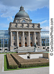 State Chancellery 1 - View of the building of the state...