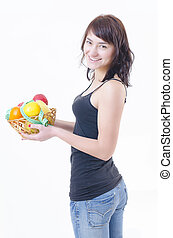 One Girl at Diet