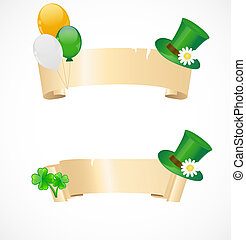 St Patricks day frames